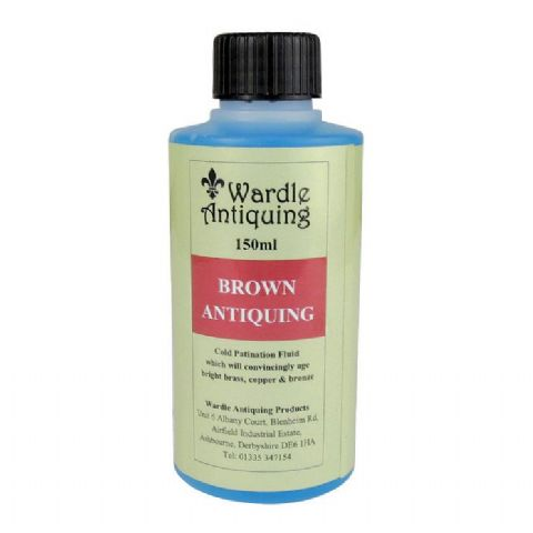 Brown Antiquing Fluid 150ml